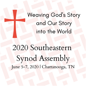 2020 ELCA Southeastern Synod Assembly CANCELLED